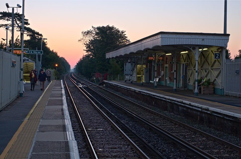 Emsworth Train Station