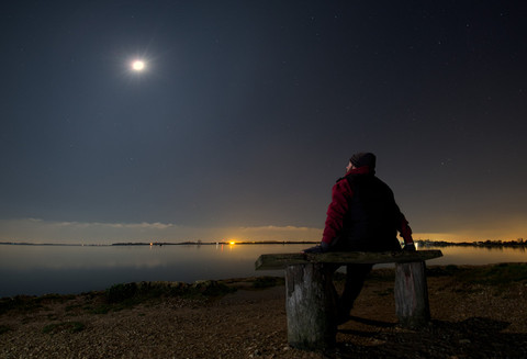 Moon and Stars at Prinsted