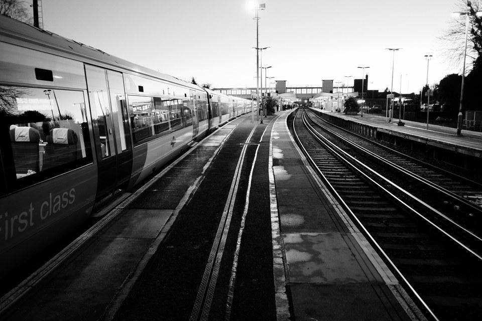 Horsham Station Trains