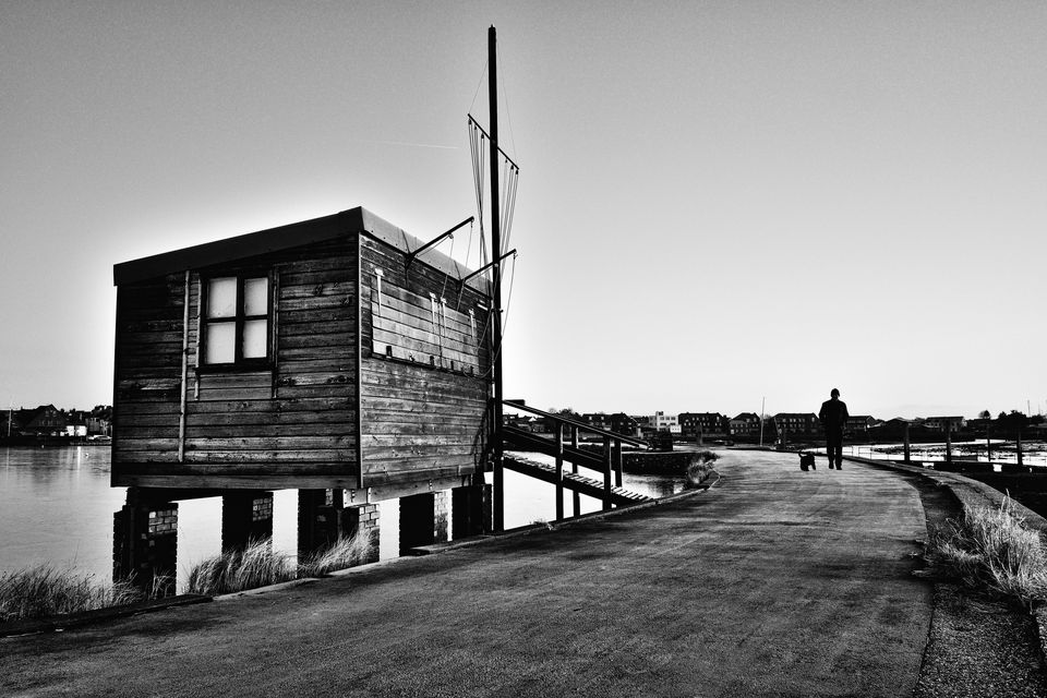 Emsworth Harbour Fisherman's Hut