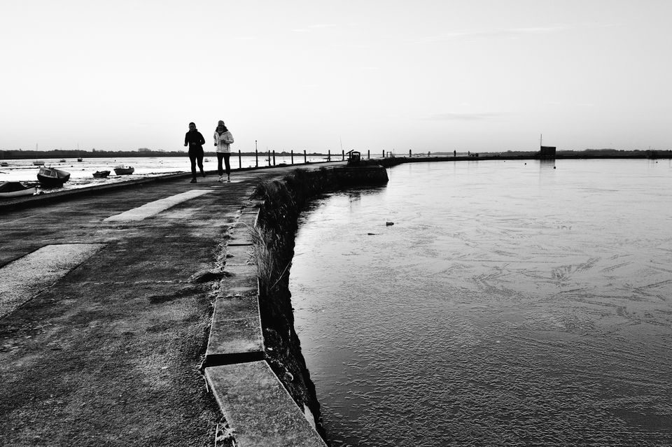 Emsworth Harbour Joggers