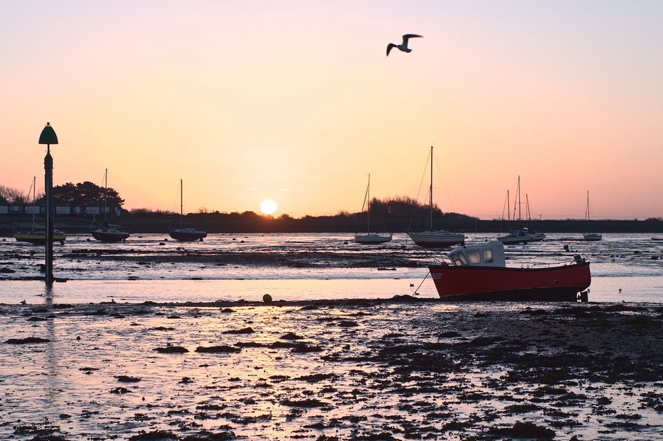 Emsworth Harbour Sunrise