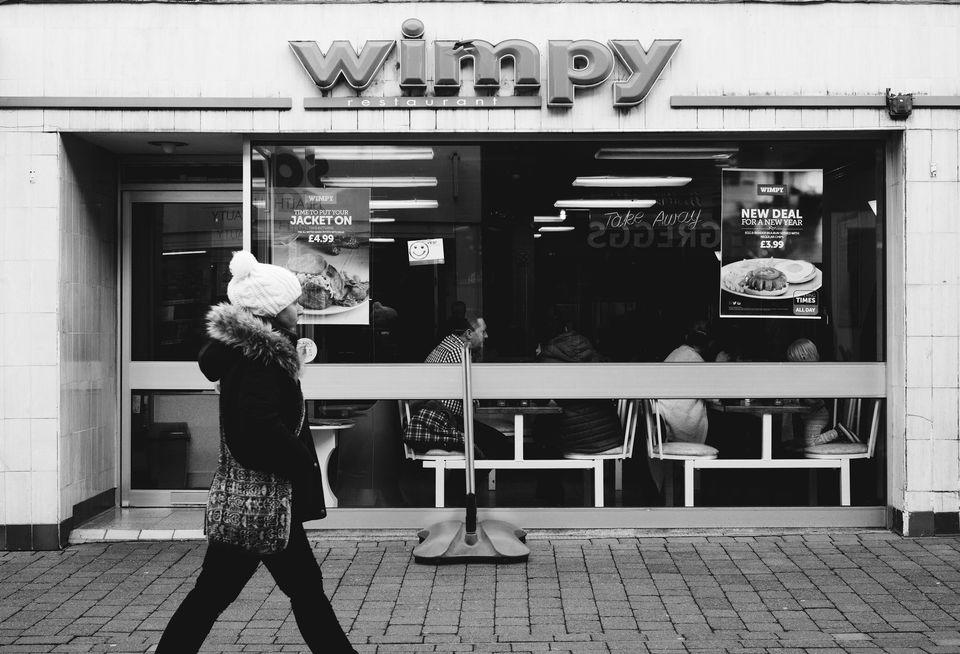 Horsham Street Wimpy
