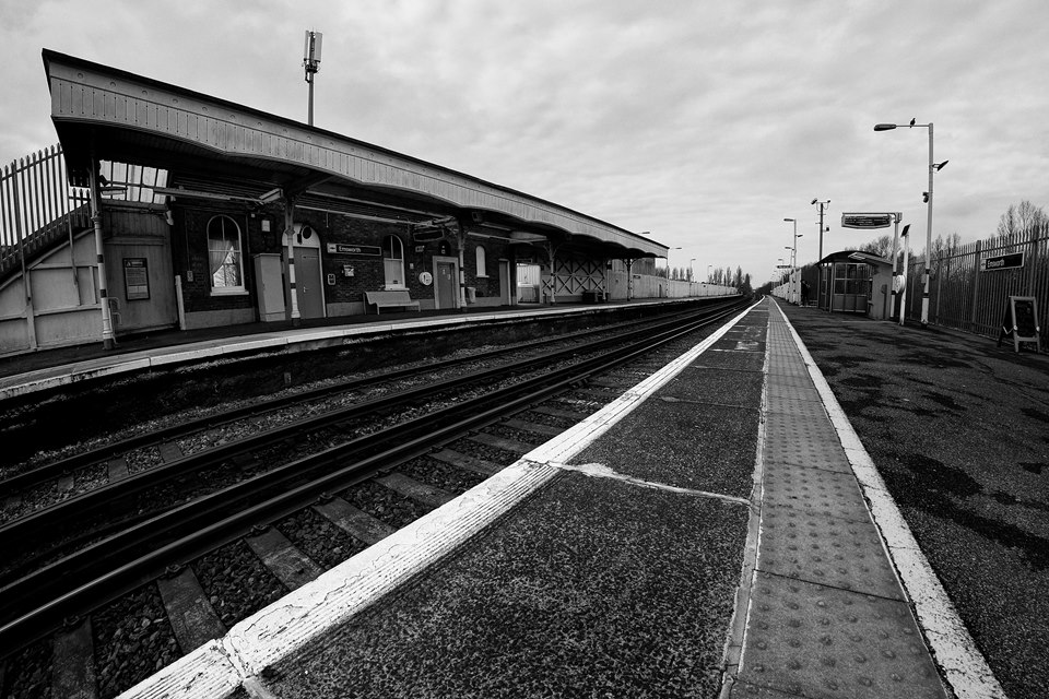 Emsworth Station Platforms
